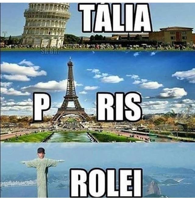 como eu amo o brasil - meme