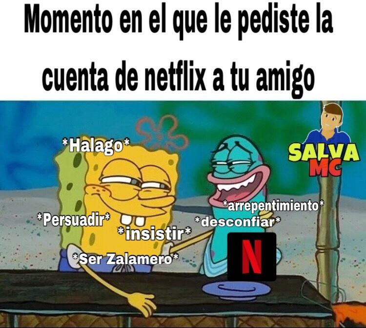 Netflix - meme