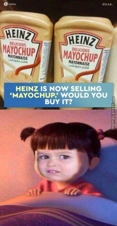 Mayochup - meme