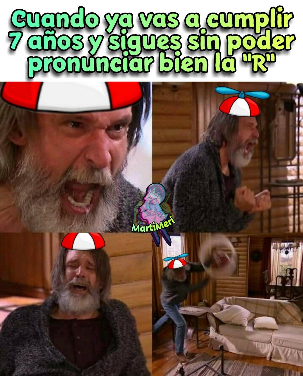 Meme basado en mi hermano :happy2:
