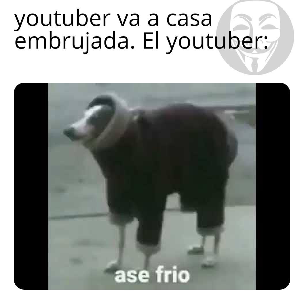 ase frio - meme