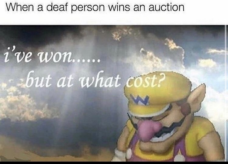 what cost - meme