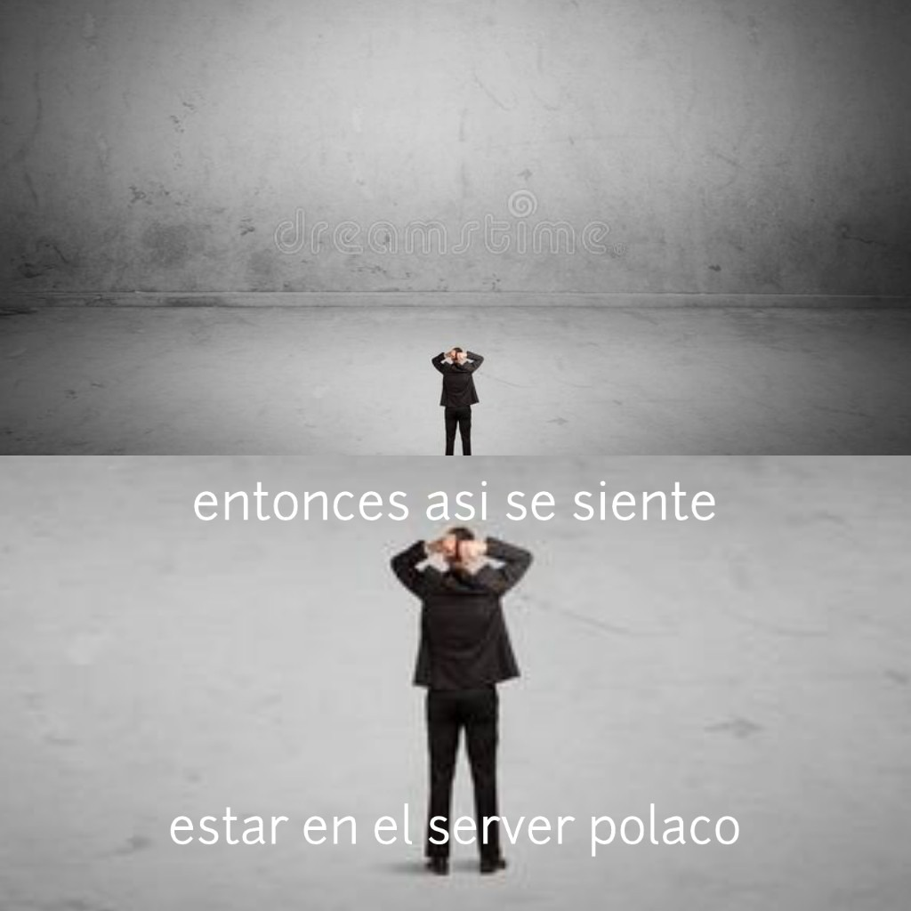 Server Polanco - meme