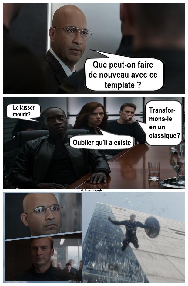 Avengers - meme