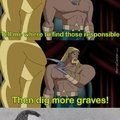 Dont mess with Aquaman