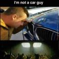 M not a car guy