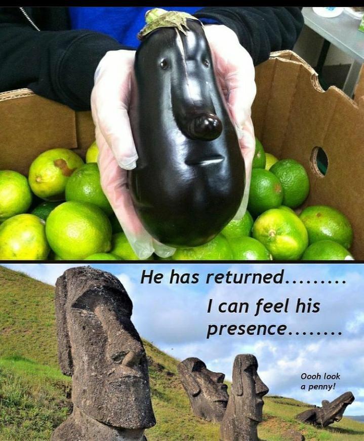 moai - meme