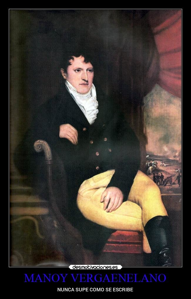 Manuel José Joaquín del Corazón de Jesús Belgrano - meme