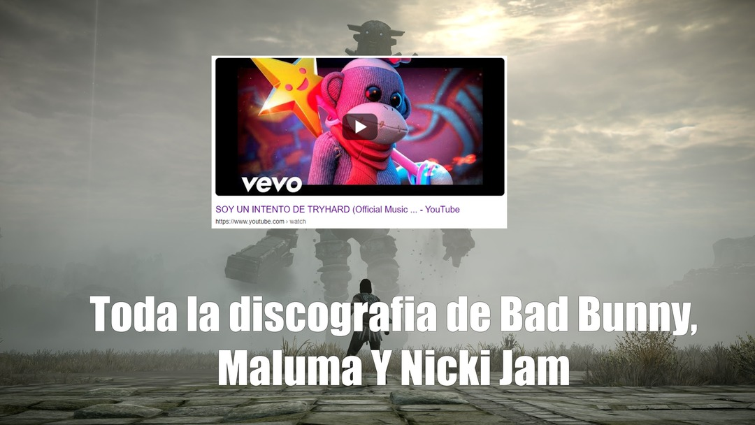Cancion GOD - meme