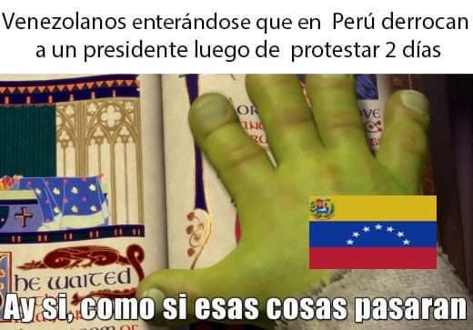 Peruanos culiaos sjdjbdb - meme