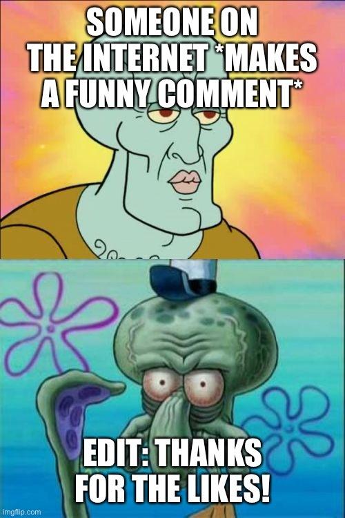 squiddy boi - meme