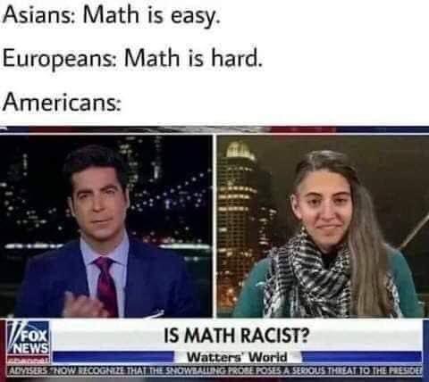 Racisms - meme