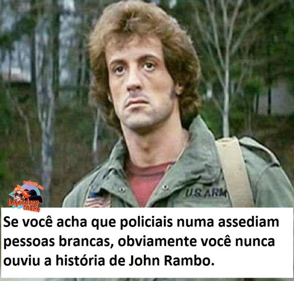 Rambo - meme