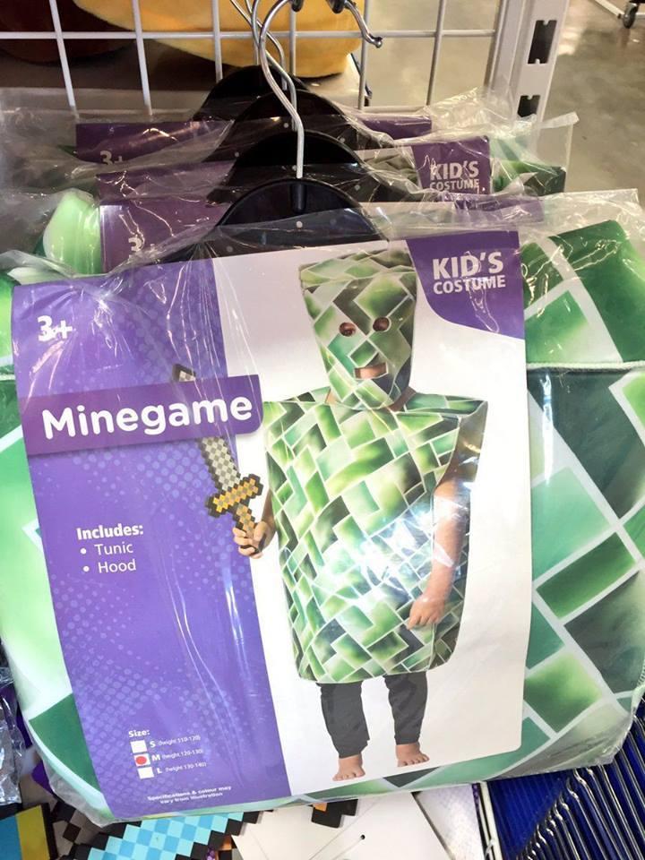 Mine game - meme