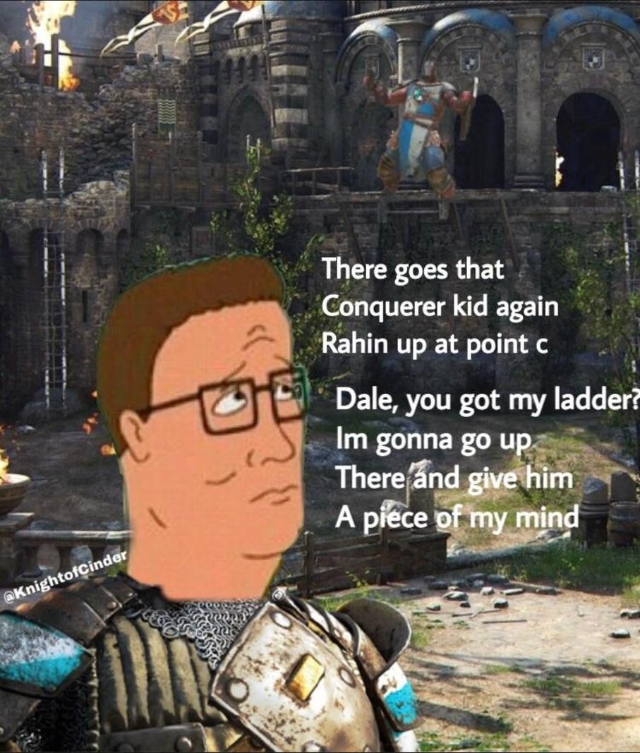 KOTH - meme