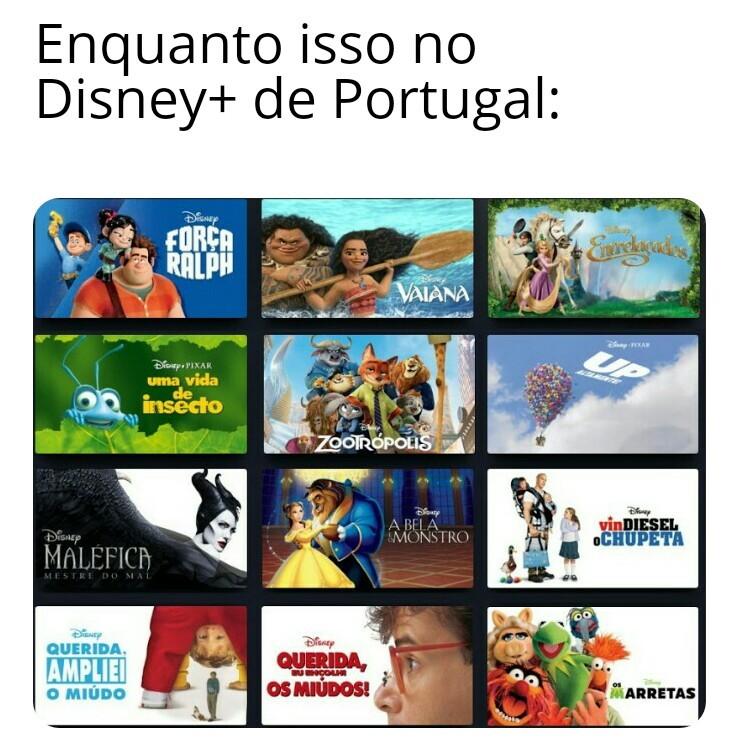 Portugueses precisam aprender com os brasileiros - meme