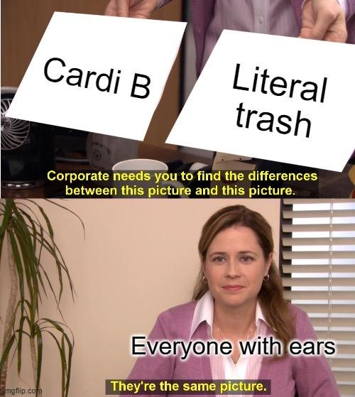 trash - meme