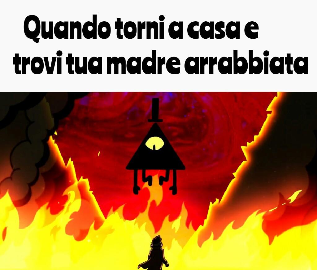 Guardate Gravity Falls - meme