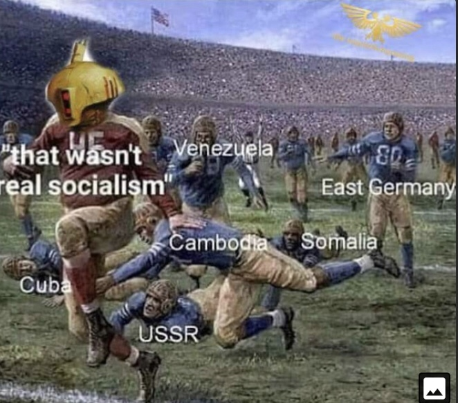 ***king blue space commies - meme