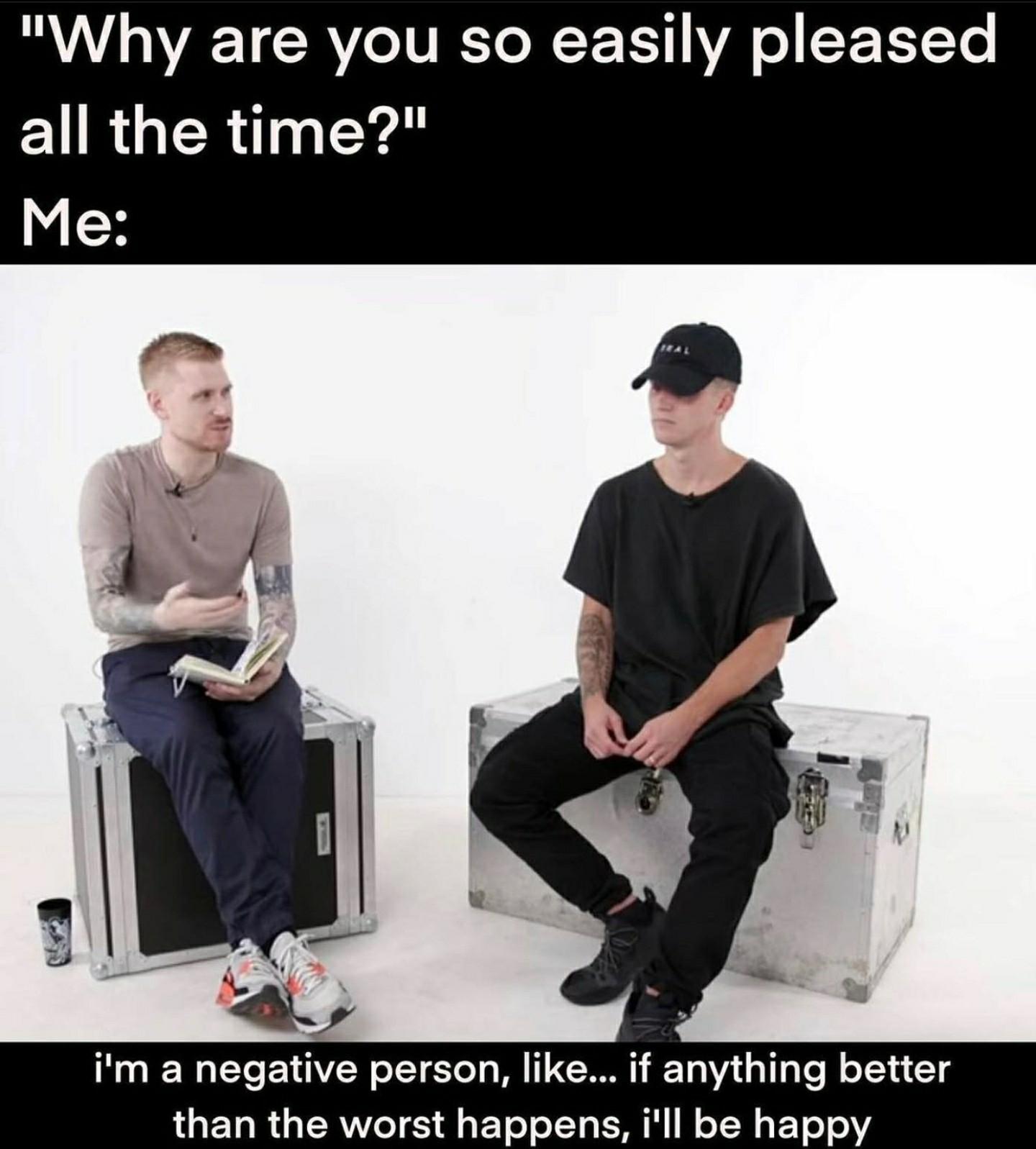 Same, bro - meme