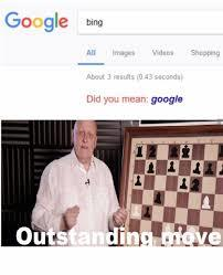 outstanding move - meme