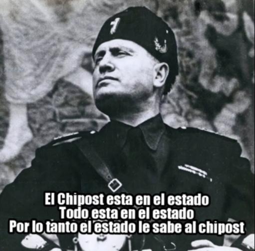 Chitpost - meme