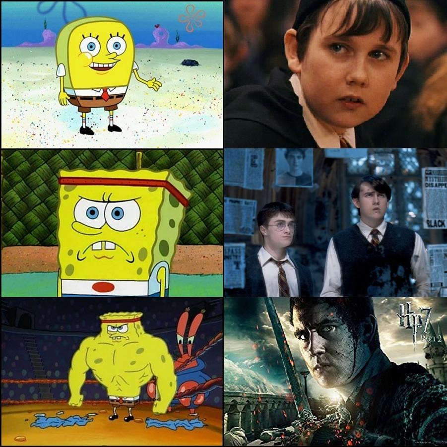 Neville, ladies and gentlemen - meme