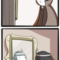 Magic mirrors are expensive