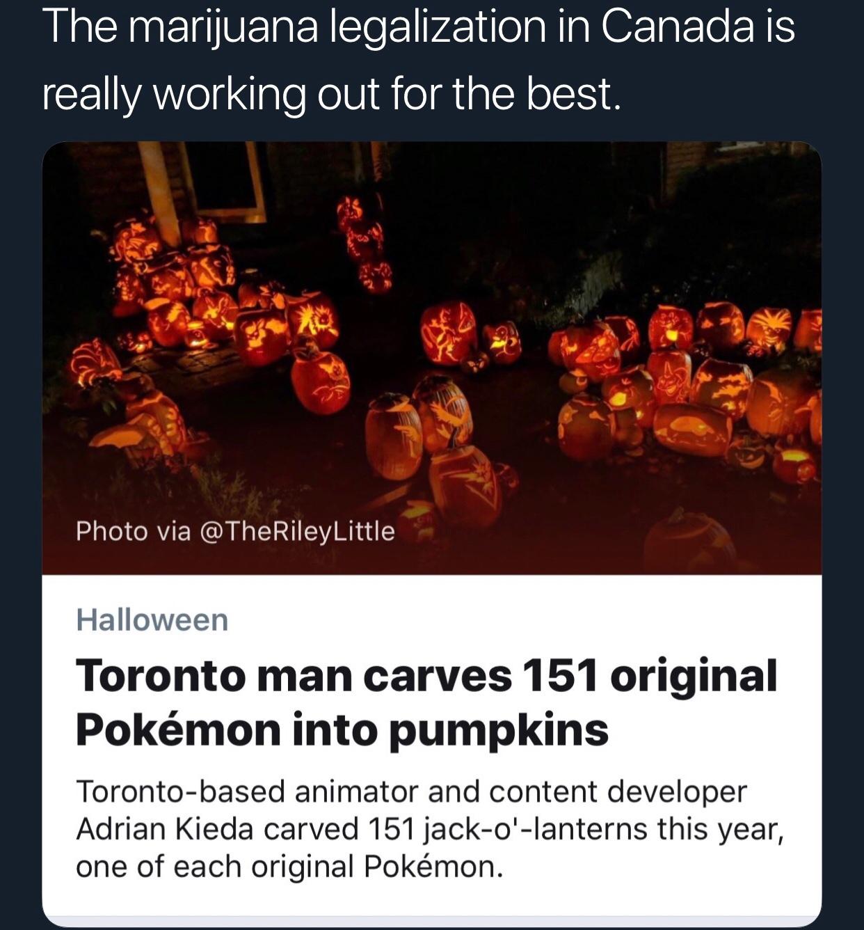 Oh Canada - meme