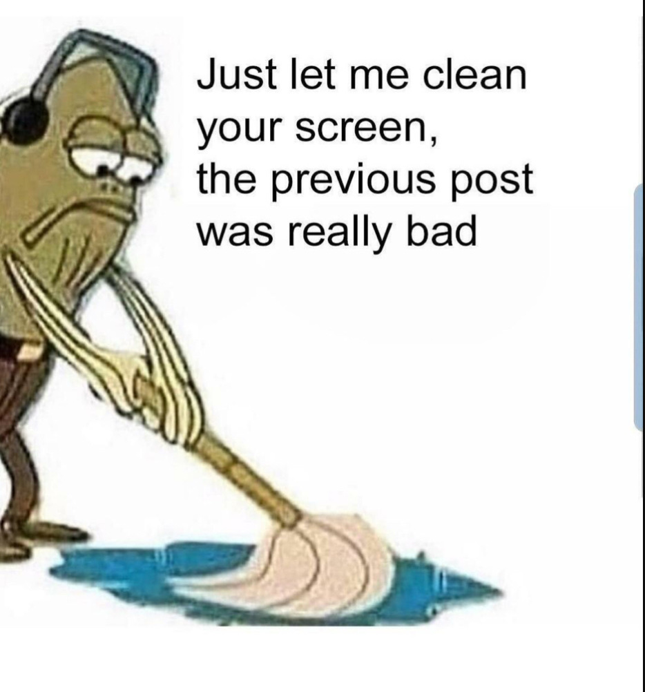 daily memedroid cleaning