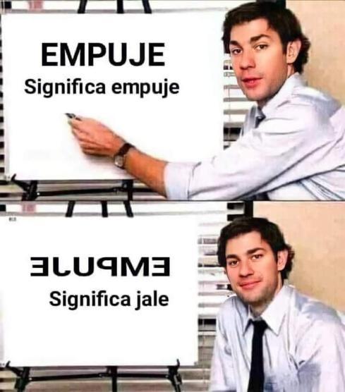 Virgen - meme