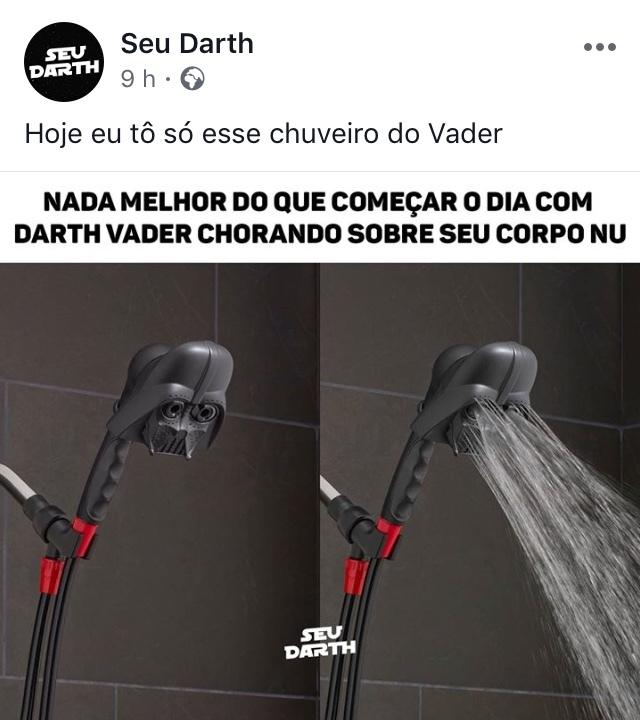 sad Vader - meme