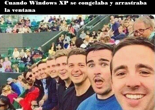 Windows XP - meme