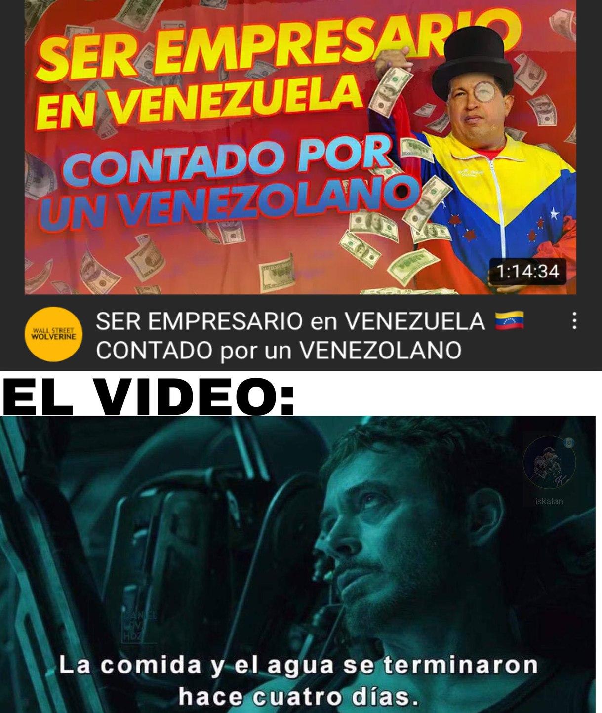 Venezuela bad Ríanse::soyjaka: - meme