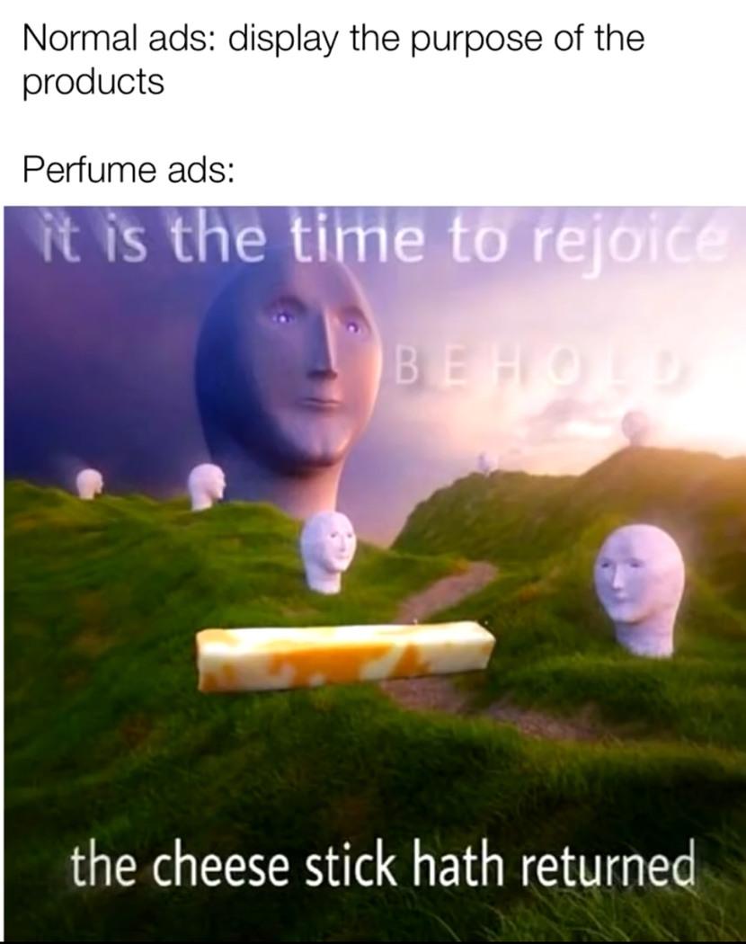 Cheese stic - meme