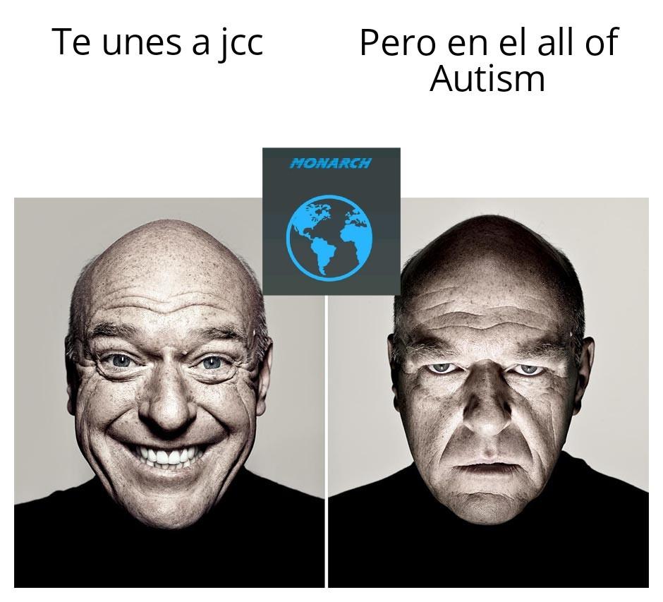 Se la comen los de jcc :Changemymind: - meme