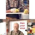 Harold being classy.