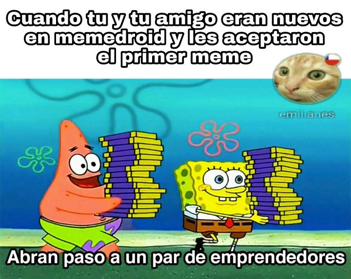 Plantilla sobreexplotada - meme