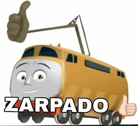 Banda mi el tráiler de la temporada 25 de Thomas y sus amigos y sera una tremenda cagada :okay: - meme