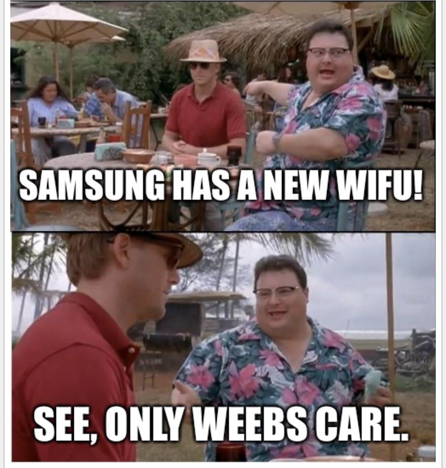 Weeb - meme