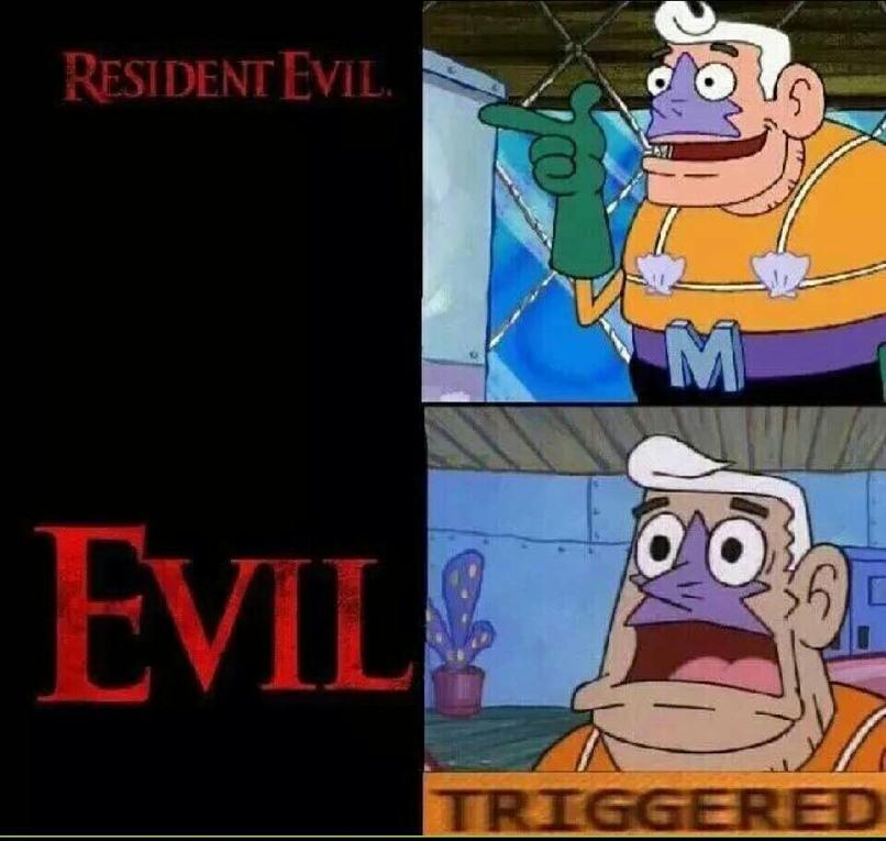 Triggered!!! - meme