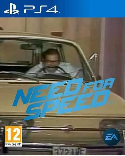 Need for speed (este meme no es mio)