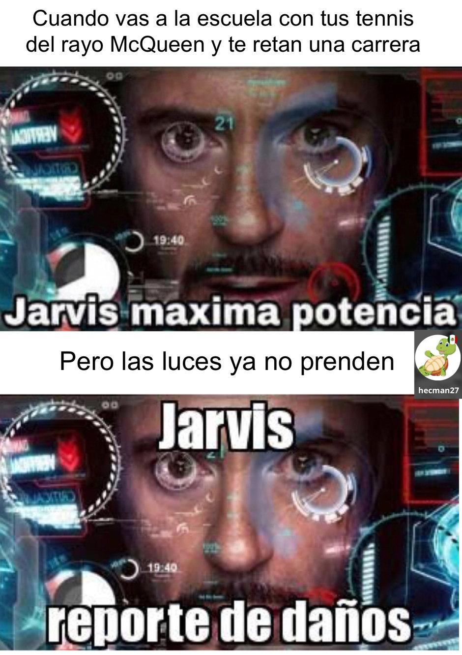 Rayo - meme