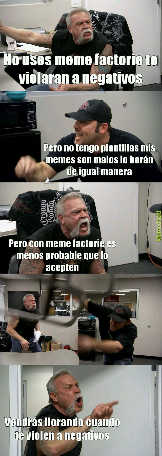 Sin ideas - meme