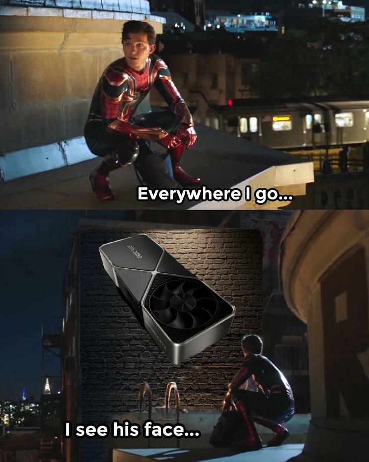 Too broke - meme