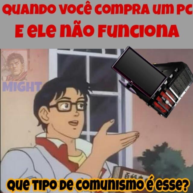 DE VOLTA A ATIVA - meme