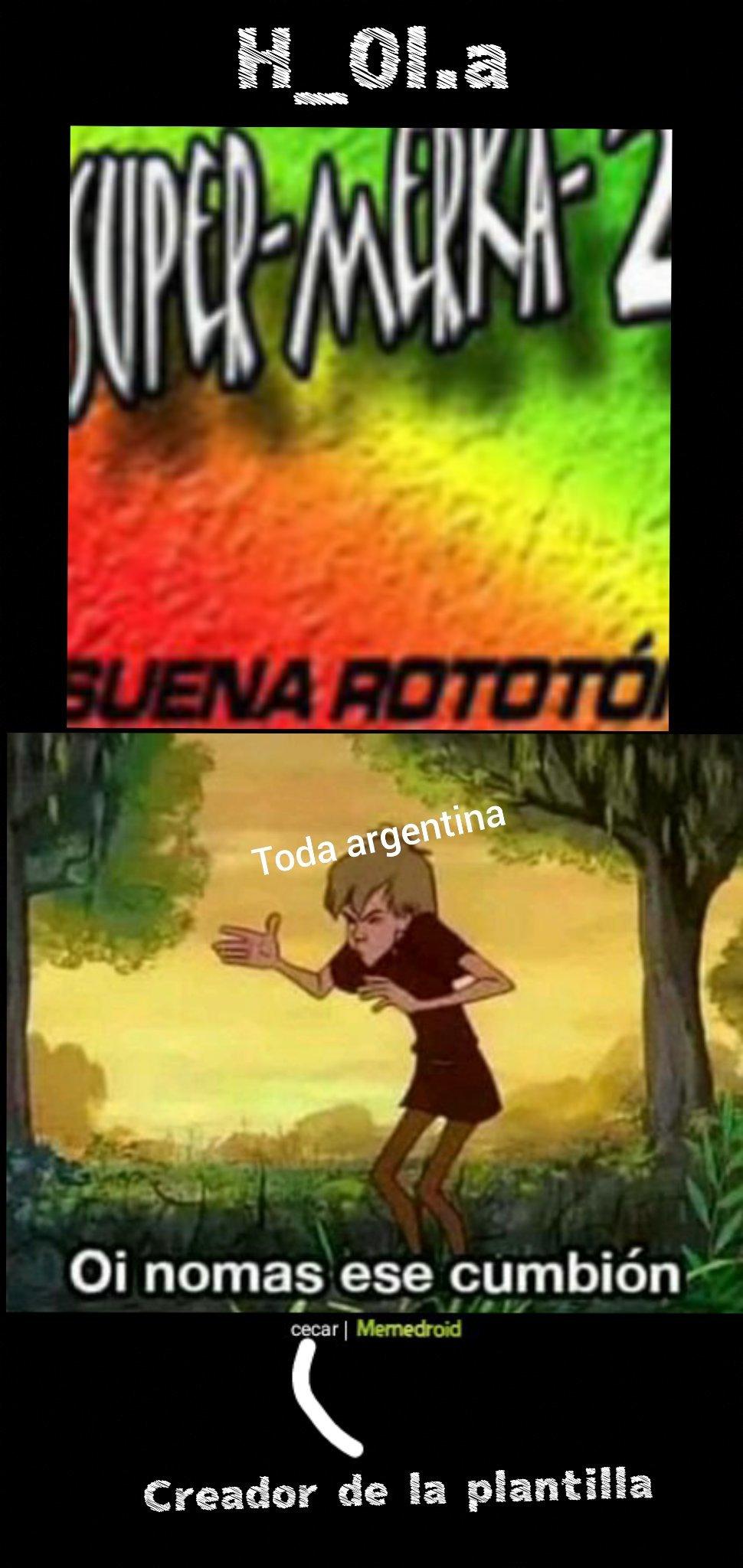 Pobre argentina se esta convirtiéndose en venezuela y yo se de eso :'c SAQUENME DE VENEZUELA - meme
