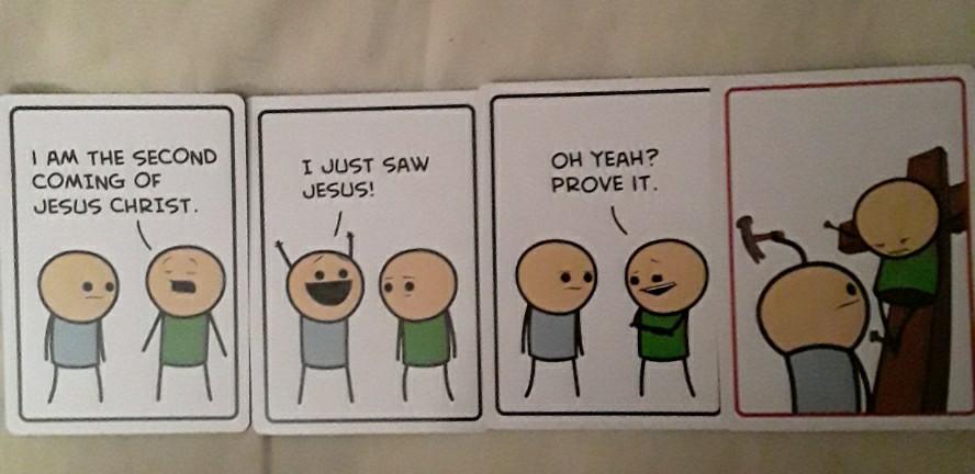 My dark humor - meme