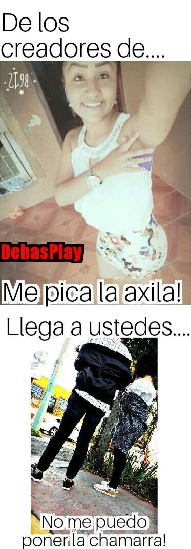 Suscribete a mi canal de youtube: DebasPlay - meme