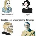 Memedroid nazista?